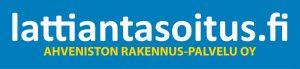 Ahveniston Rakennus-Palvelu Oy
